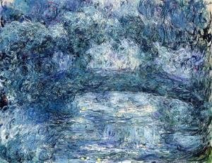 Claude Oscar Monet - The Japanese Bridge9