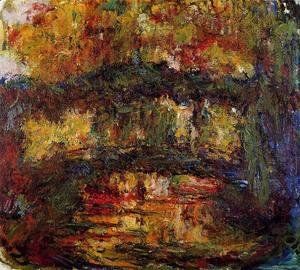 Claude Oscar Monet - The Japanese Bridge10