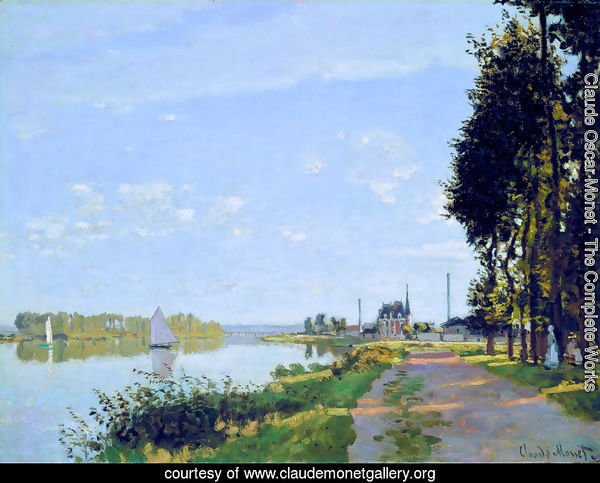 The Promenade At Argenteuil2