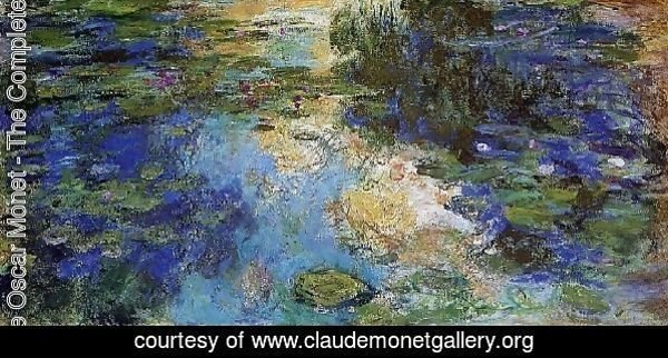 The Water Lily Pond10