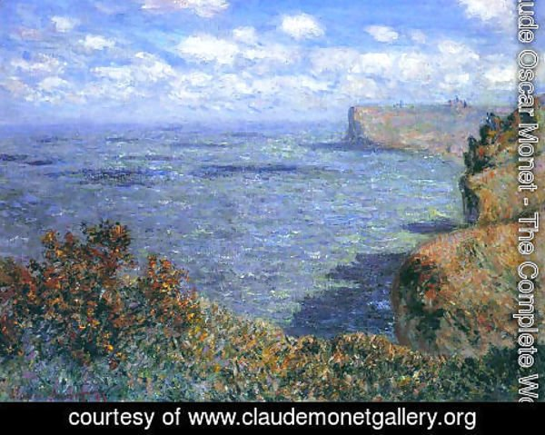 Claude Oscar Monet - View Taken From Greinval