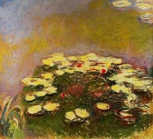 Claude Oscar Monet - Water Lilies3