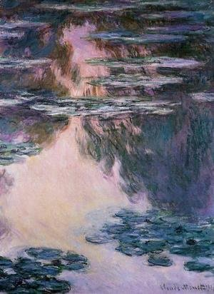 Claude Oscar Monet - Water Lilies4