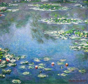Claude Oscar Monet - Water Lilies5