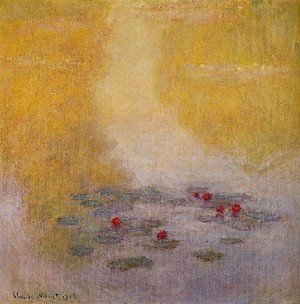 Claude Oscar Monet - Water Lilies7