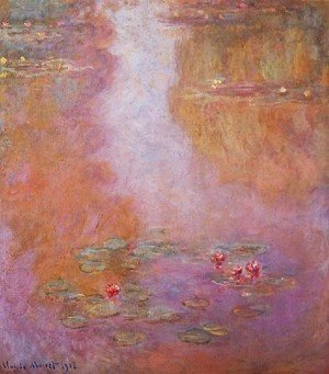 Claude Oscar Monet - Water Lilies10