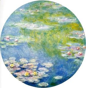Claude Oscar Monet - Water Lilies11