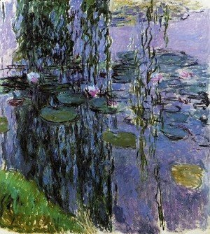 Claude Oscar Monet - Water Lilies12