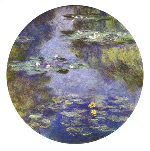 Claude Oscar Monet - Water Lilies17