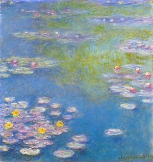 Claude Oscar Monet - Water Lilies32