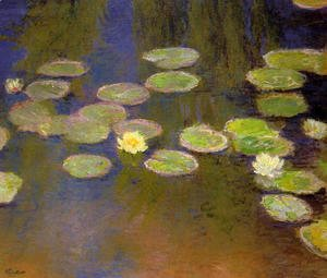 Claude Oscar Monet - Water Lilies38