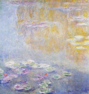 Claude Oscar Monet - Water Lilies39