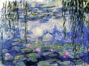 Claude Oscar Monet - Water Lilies40