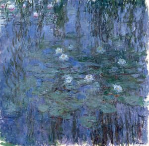 Claude Oscar Monet - Water Lilies42