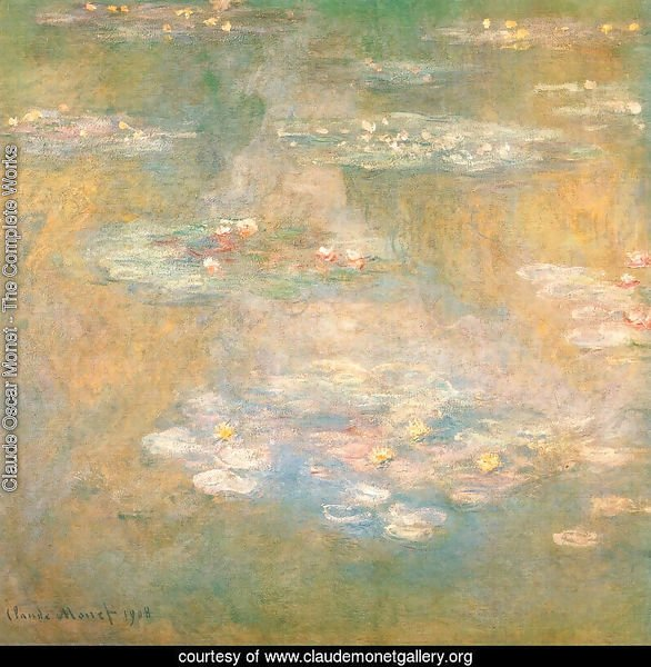 Water Lilies44