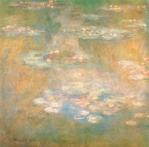 Claude Oscar Monet - Water Lilies44