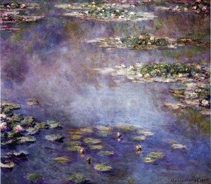Claude Oscar Monet - Water Lilies46