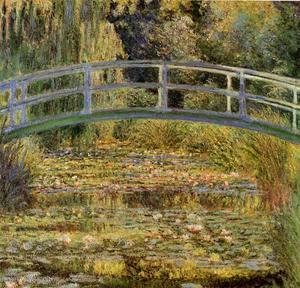 Claude Oscar Monet - Water Lily Pond2