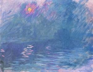 Claude Oscar Monet - Waterloo Bridge2