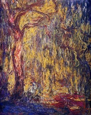 Claude Oscar Monet - Weeping Willow3