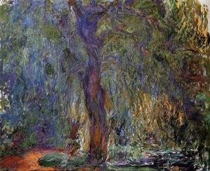 Claude Oscar Monet - Weeping Willow4