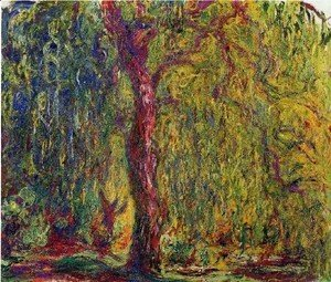 Claude Oscar Monet - Weeping Willow7